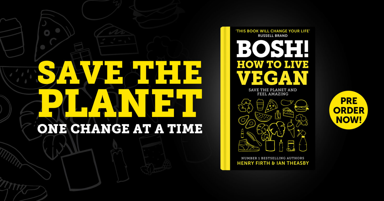 HOW TO LIVE VEGAN TO BE RELEASED ON 3RD OCTOBER IN THE UK!