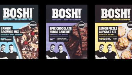 BOSH! CAKE MIXES AVAILABLE NOW!