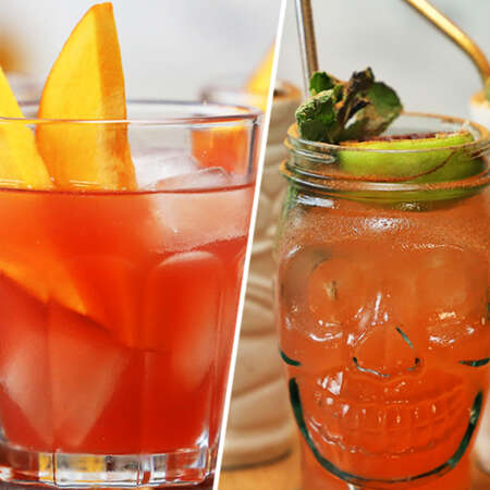 4 Halloween Party-At-Home Cocktails