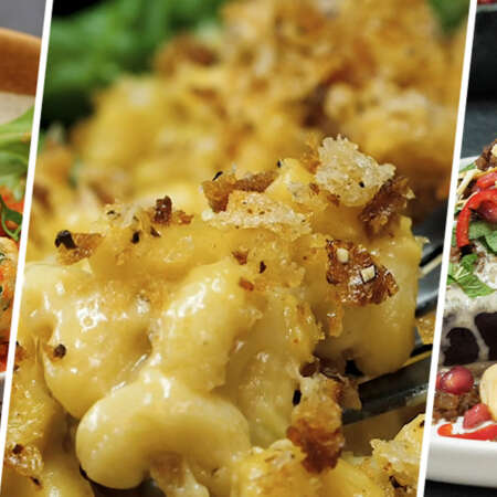 5 Vegan Dinners You Can Make In 25 Minutes!