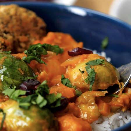 The Day After Christmas (or Thanksgiving) Curry