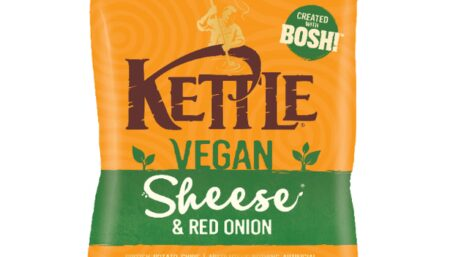 VEGAN SHEESE®️ AND RED ONION CRISPS