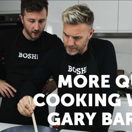 15 Min Red Thai Curry with Gary Barlow