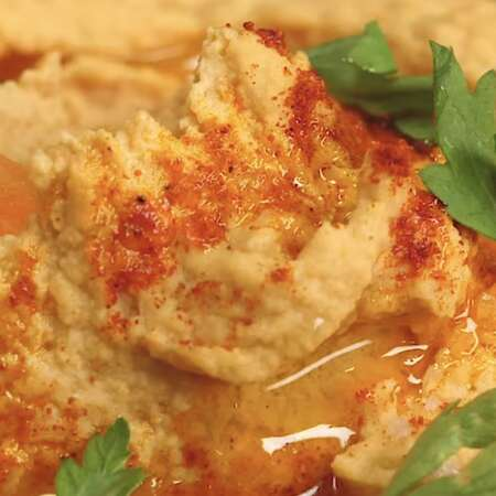 PROTEIN PACKED HUMMUS