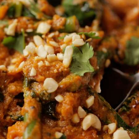 Peanut Butter Curry