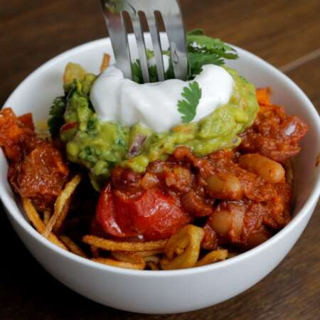 Super Fly Chilli Fries