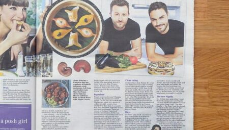 BOSH! Featured in The Times as One Of 2018 Biggest Trends